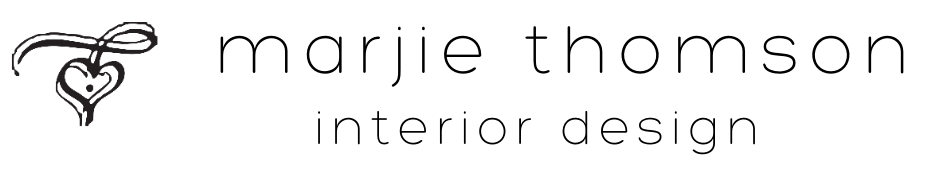 Marjie Thomson Interior Design Logo